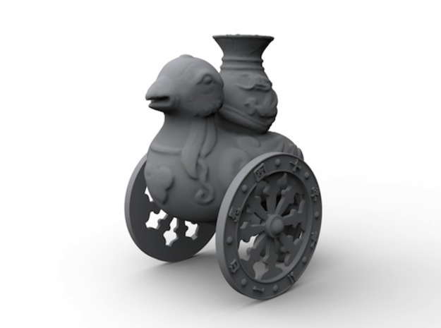 Ceremonial_Wine_Vessel 3d printed