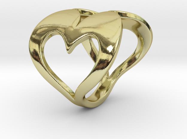 Valentin - Ring - US 6¾ - 17,12 mm inside diameter 3d printed