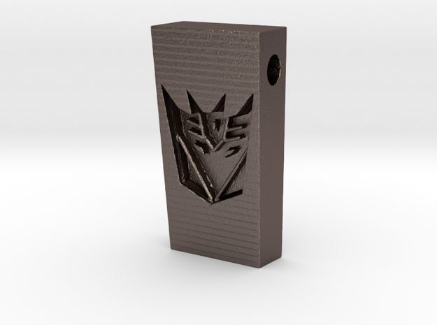 Decepticons Pendant in Stainless Steel