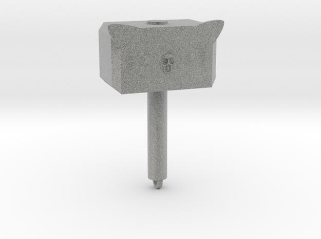 Mewnir in Metallic Plastic