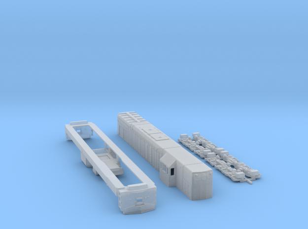 G16 KCR 70's version 1:150 in Smooth Fine Detail Plastic