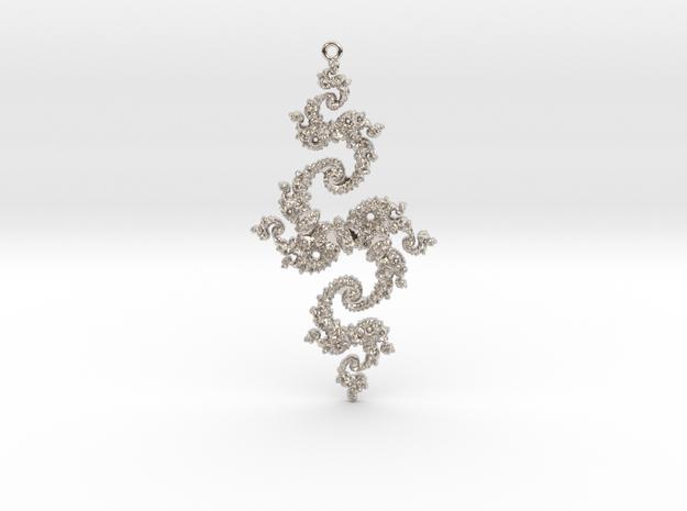 Julia Pendant 1 XHP in Platinum
