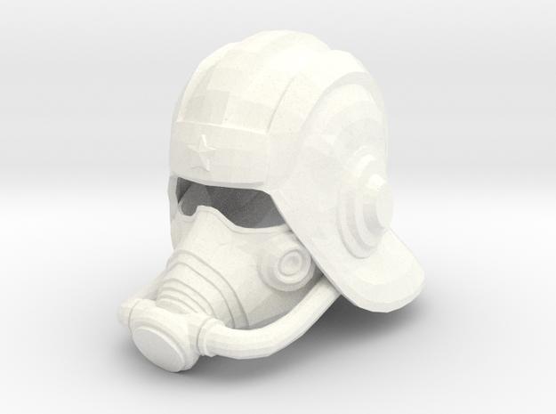 Sub Zero Tundra Mask & Helmet
