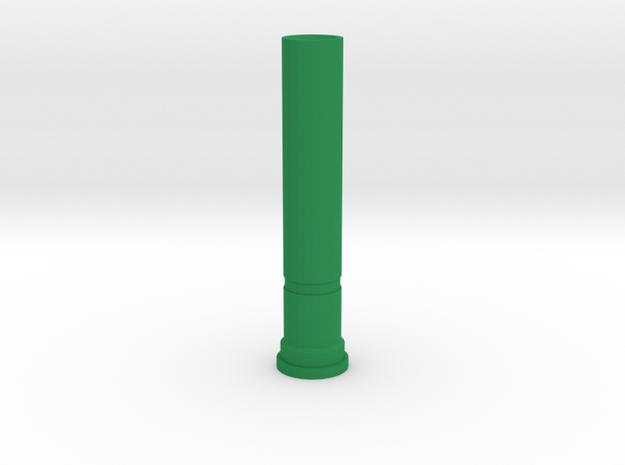 11's Sonic Screwdriver (Green Core) in Green Processed Versatile Plastic