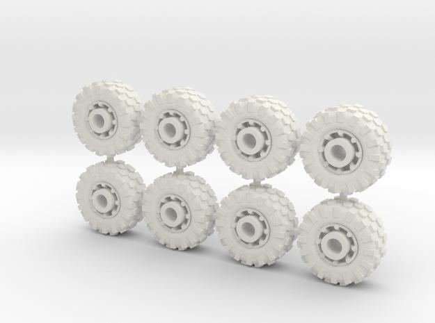 15mm diameter buggy/UTV wheels (8)