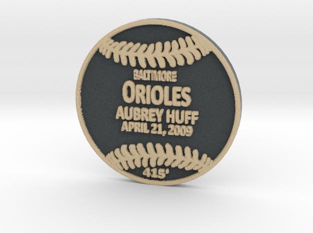Aubrey Huff2 in Full Color Sandstone