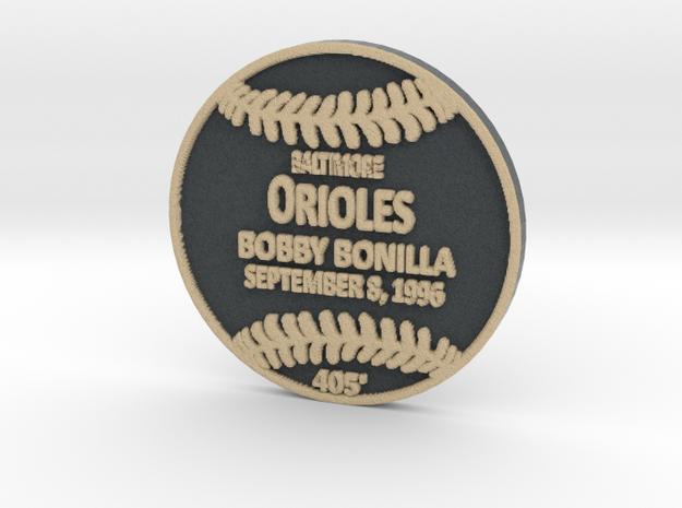 Bobby Bonilla in Full Color Sandstone