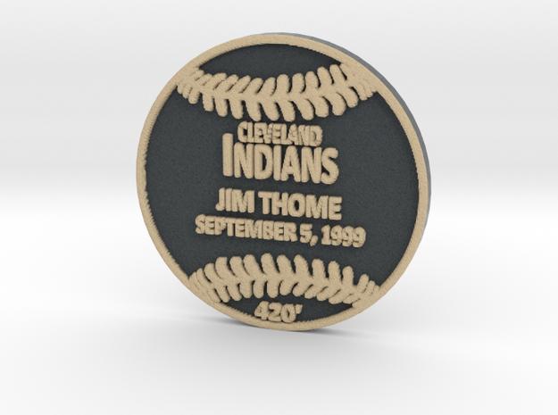 Jim Thome2 in Full Color Sandstone