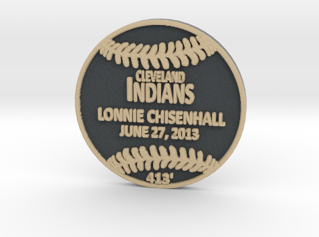 Lonnie Chisenhall in Full Color Sandstone