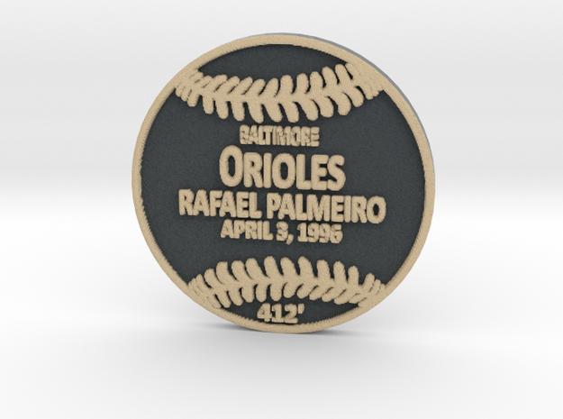 Rafael Palmeiro in Full Color Sandstone