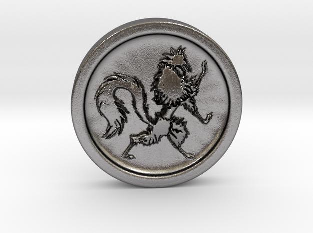 Resident Evil 2: Wolf medal