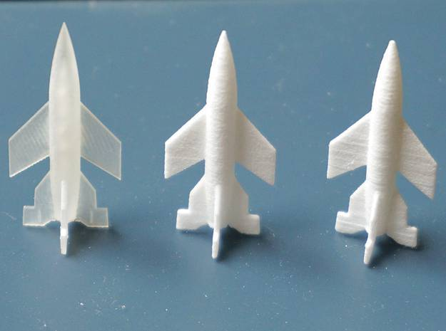 A-4b 1/350 scale in Smooth Fine Detail Plastic