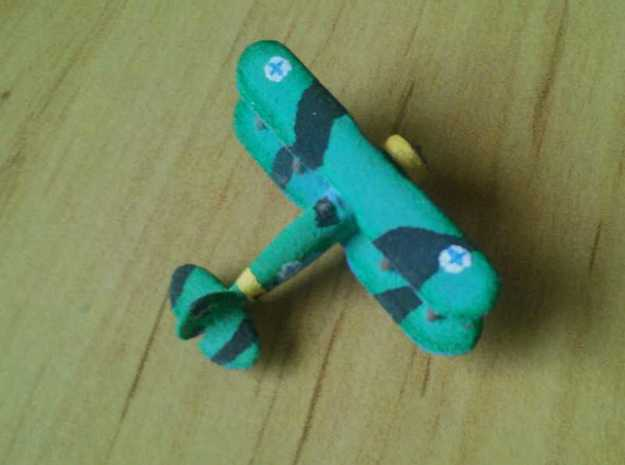 1/300 Gloster Gauntlet x4 3d printed