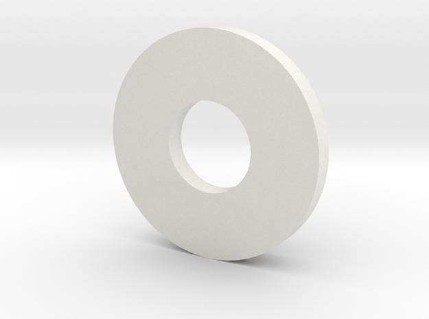 Kugellager Druckscheibe MRB 5 BB in White Natural Versatile Plastic