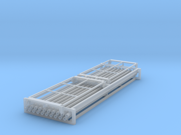 HO/1:87 HDD pipe set in Smooth Fine Detail Plastic