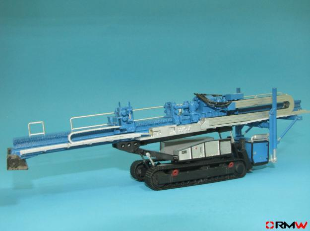 HO/1:87 HD Drilling crawler, kit in Smooth Fine Detail Plastic