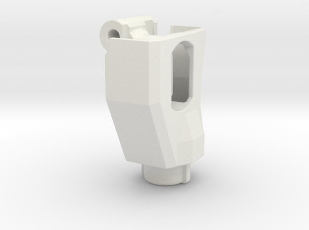 10-32 Type-EX in White Natural Versatile Plastic