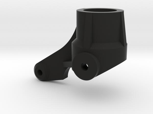 Kyosho Hub, 4WD, LH in Black Natural Versatile Plastic