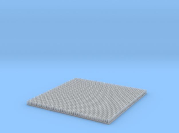 Scale Model Rivets.  2025 x 0.85mm Straight Rivets in Smoothest Fine Detail Plastic
