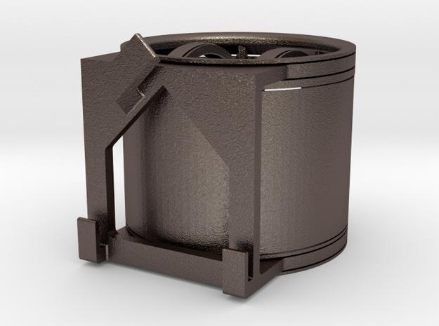 Panasonic HDC-SD300 camcorder pod for bicycle 3d printed