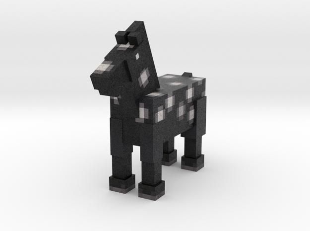 Horse 031 in Full Color Sandstone