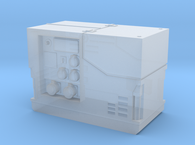 1:87 H0 DIN Generator ESE 1304 von ENDRESS in Frosted Ultra Detail