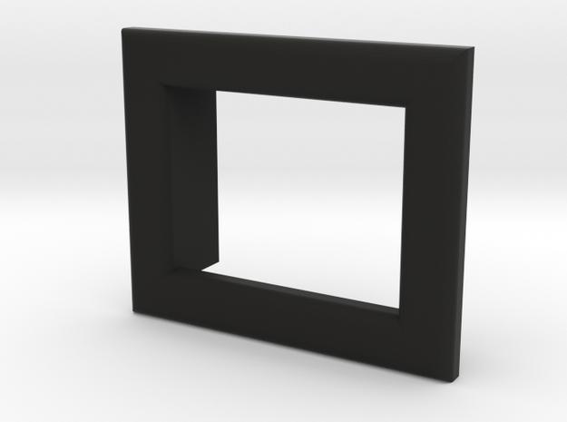 Fat Daddy Vapes - Modmeter Bezel - 1.0 in Black Strong & Flexible