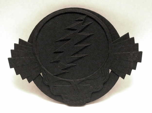 Stealy Truck Emblem 3d printed