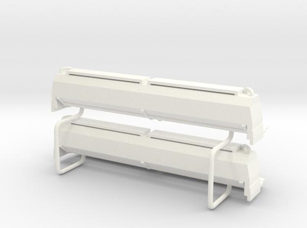 1/64 CrustBuster 30' All Plant Drill in White Processed Versatile Plastic