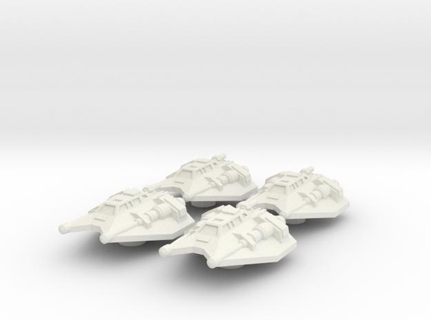 4x Snowspeeder 1/270