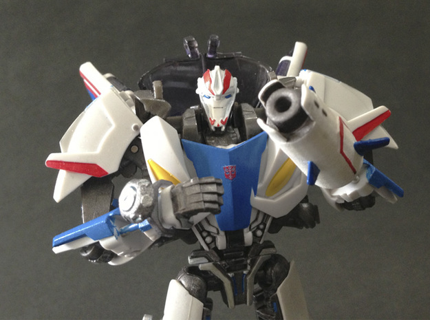 TFP upgrade set for Smokescreen