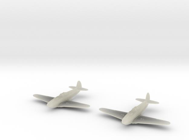 1/200 Yakovlev Yak-3 (x2) 3d printed