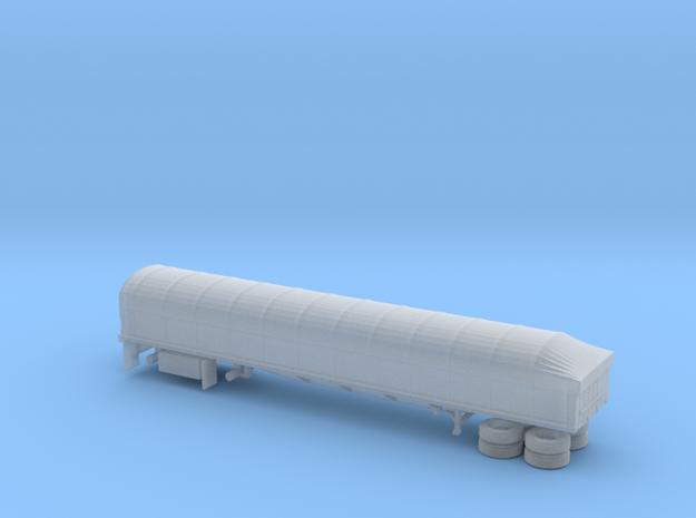 1/160  Coverd Wagon Semi Trailer