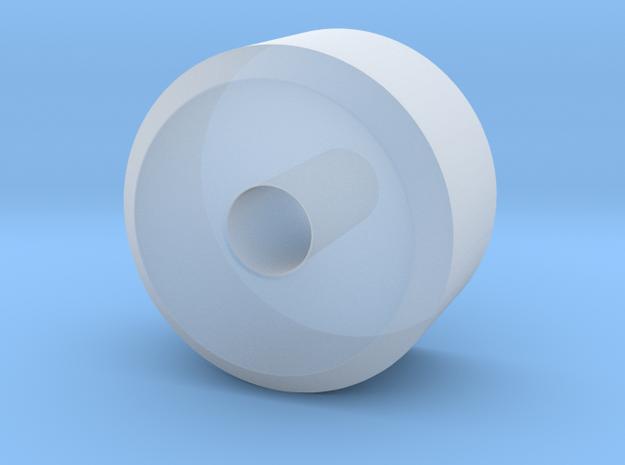 Mini Eye Plug in Smooth Fine Detail Plastic