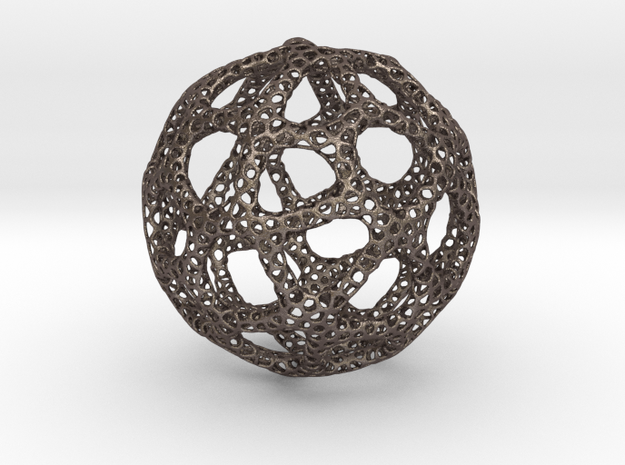 Voronoi Sphere 200mm 3d printed
