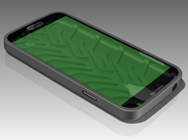 Galaxy S4 case A048 tread 3d printed