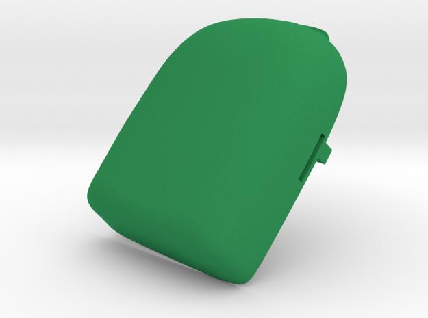 Basic Omnipod Case in Green Processed Versatile Plastic