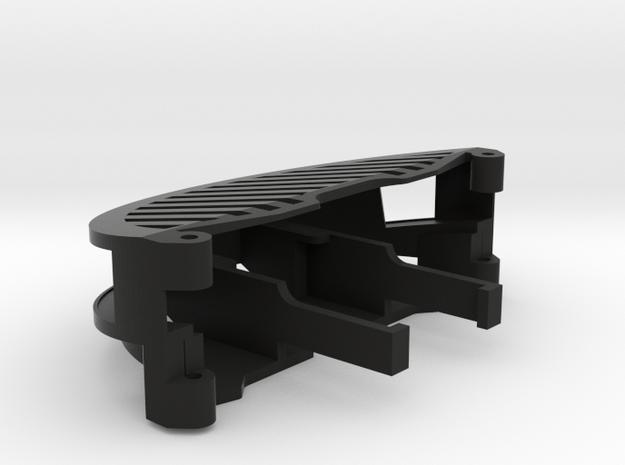 Tarot 250 LED Spacer Back in Black Natural Versatile Plastic