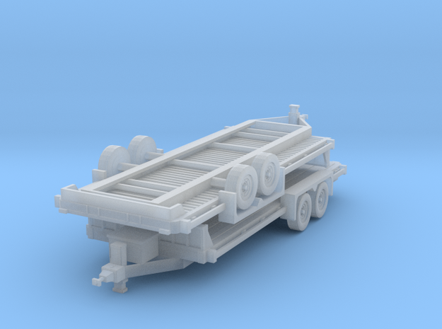 N 20' Car Trailer 2 Pack