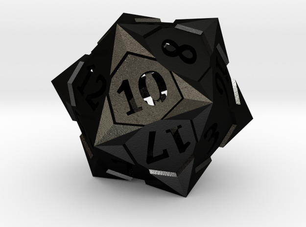 'Starry' D20 Balanced Gaming Die