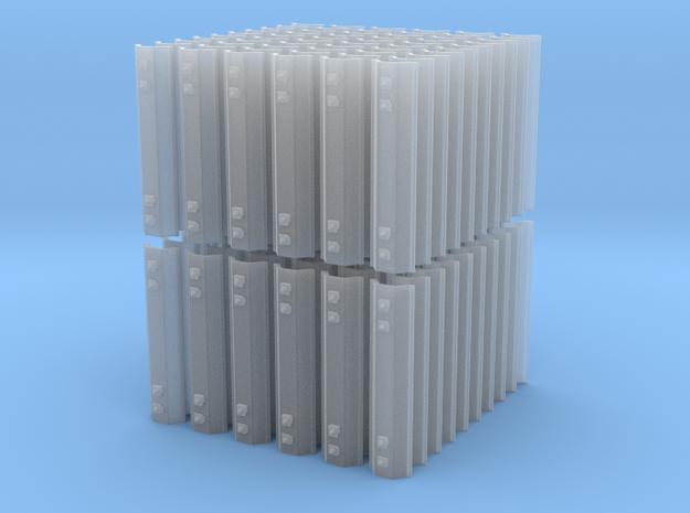 120 Dachschwellen 0f für Peco c.80 in Smoothest Fine Detail Plastic
