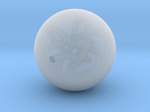 jiuquzhu 26mm in Smooth Fine Detail Plastic