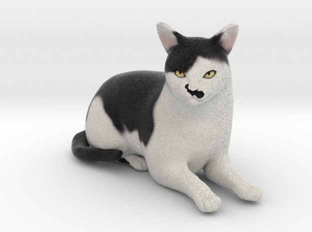 Custom Cat Figurine - Hitler