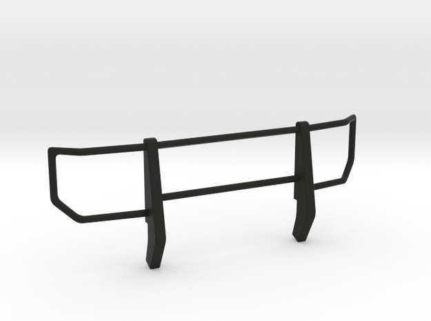 Bull Bar 1/18 scale in Black Strong & Flexible