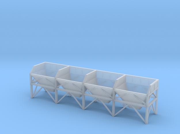 N Scale Aggregate Hopper S4