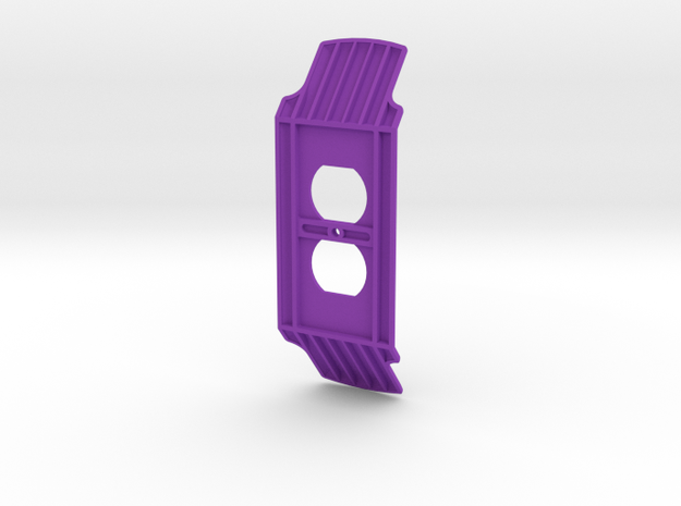 Wall Cleat 3d printed