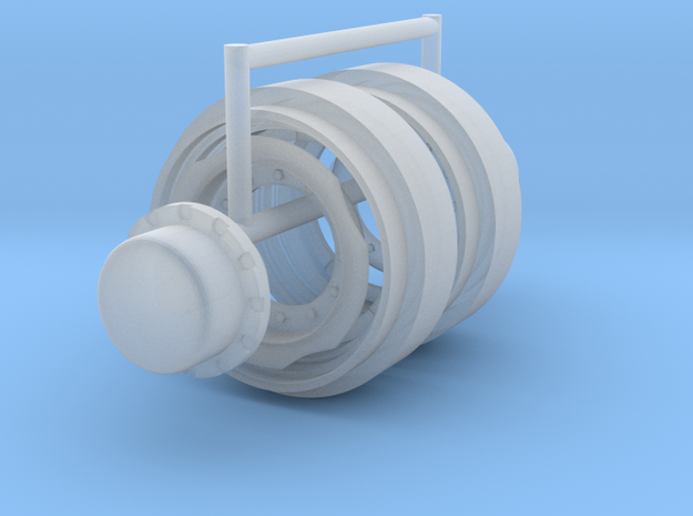 1/64 30in FWA Rims in Smooth Fine Detail Plastic