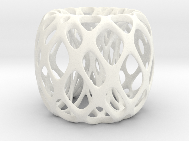 Frohr design - home decor in White Processed Versatile Plastic