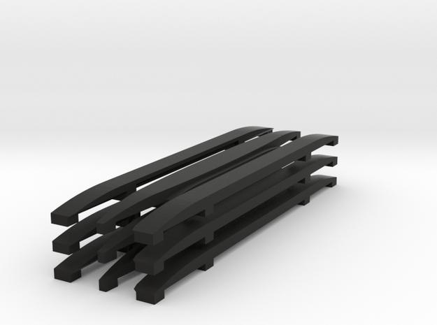 3x autom. Eingleiser (1/220) 3d printed