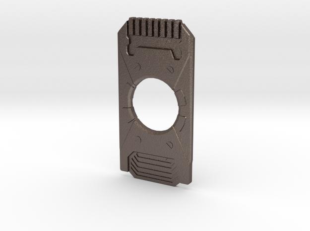 Cortana Chip 3d printed